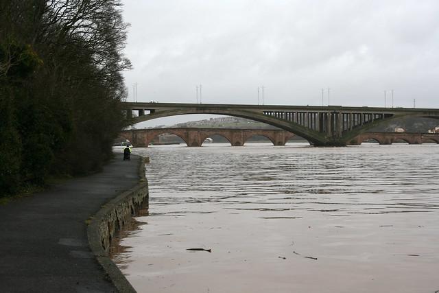 The River Tweed at Berwick-upon-Tweed