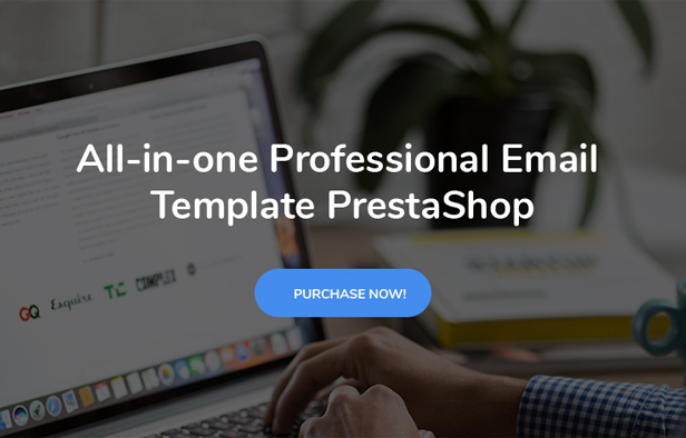 Ap Iso All-in-one Professional Prestashop Email Template