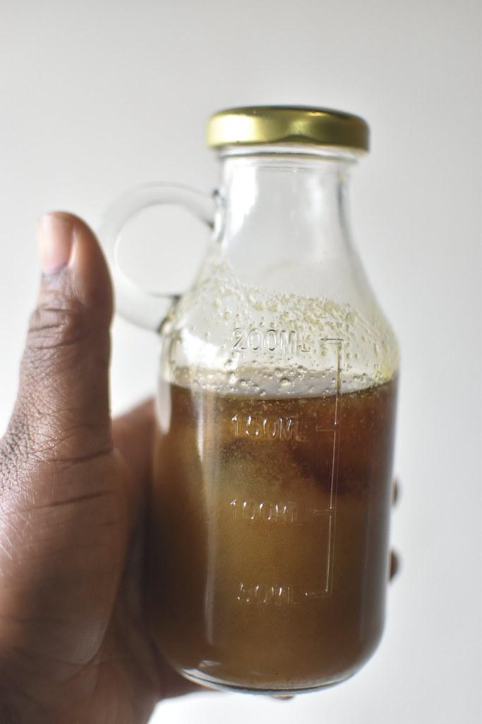 Epo Gbigba - Bleached Palm Oil