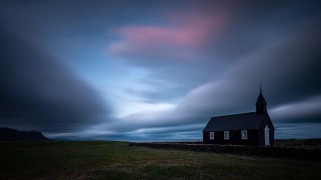 Bú∂ir, Islande