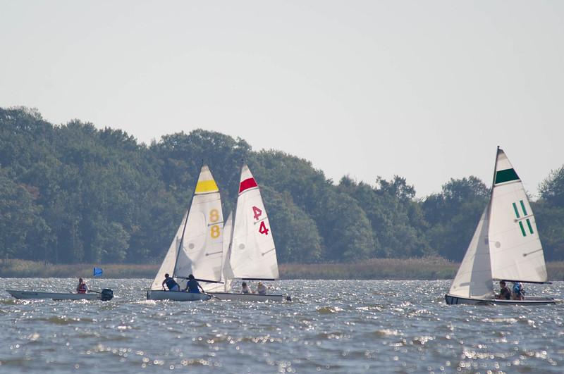 KIHS Sailing BCSC Regatta - 9/29/2019