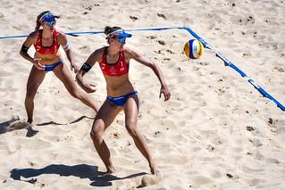 2019 FIVB Rome World Tour Beach Volleyball Finals