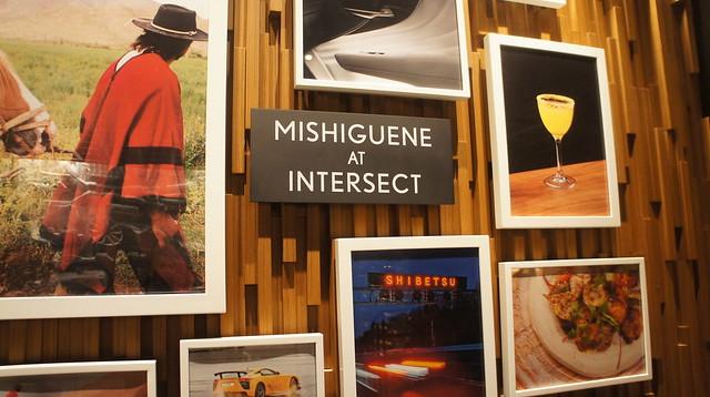 Mishiguene at Intersect