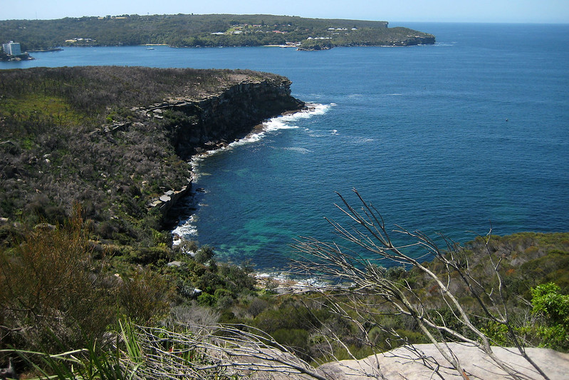 Crater Cove and North Head