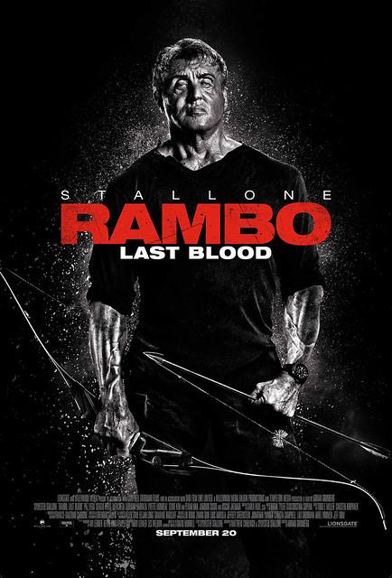 RamboLastBloodPoster
