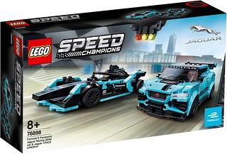 LEGO 76898 Jaguar Speed Champions