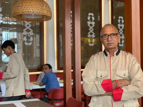 Mission Delhi - Bishen Das Sharma, Embassy Restaurant, Connaught Place