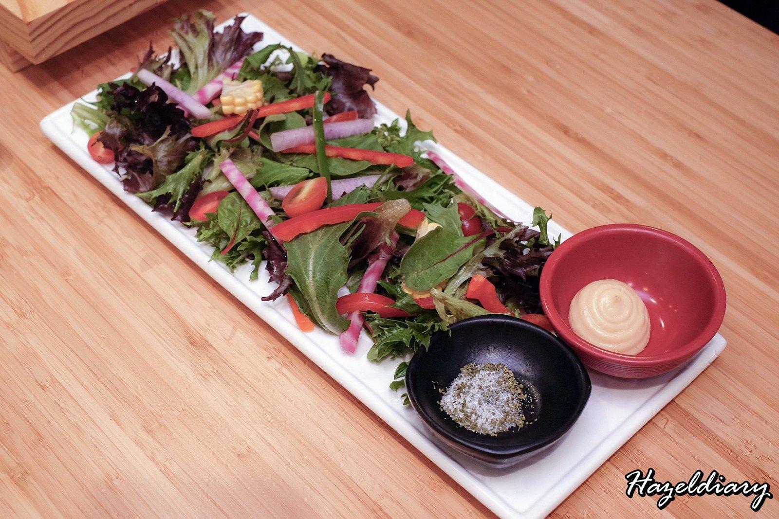 Amazing Hokkaido-Sasaki Farm Salad