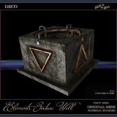 Lilith's Den  - Elements Zodiac Well