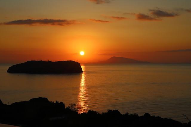 Ventotene, Santo Stefano, Ischia
