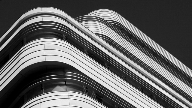 Lines & Curves, Deco Style.