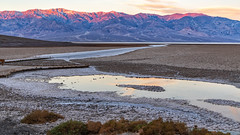 Badwater Basin in Death Valley National Park (12-16-2018)