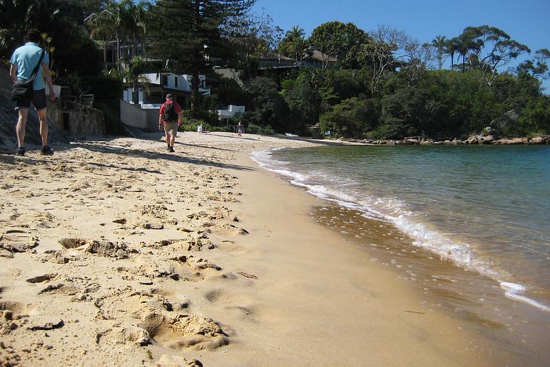 Clontarf Beach ahead