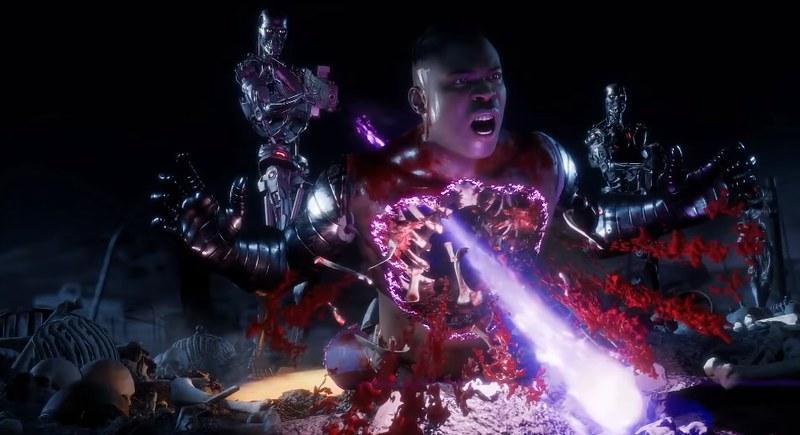 Mortal Kombat 11 - Terminator Finisher 21