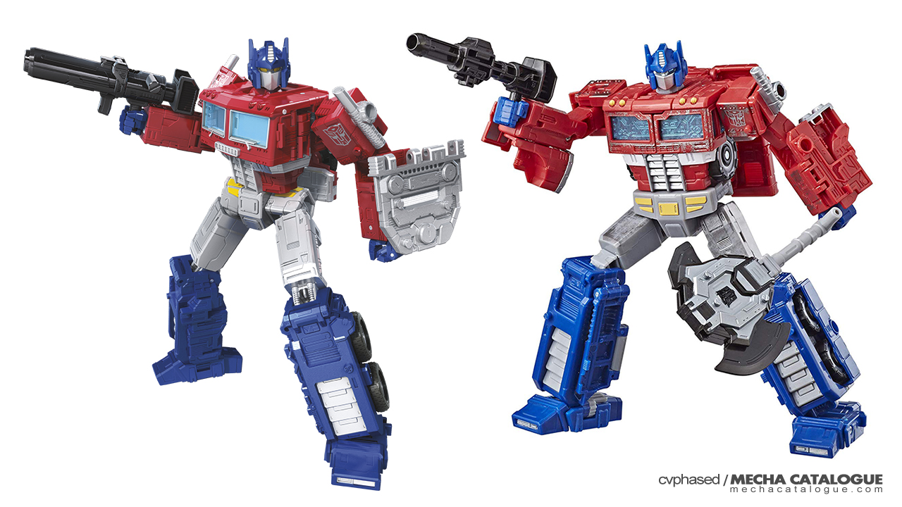 First Look! Transformers Generations - War for Cybertron: Earthrise OPTIMUS PRIME