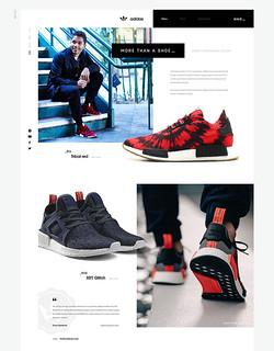 Adidas Branding Design