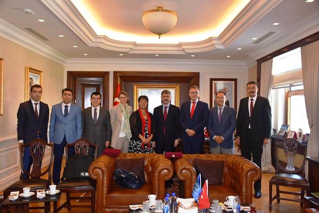 Congress monitoring visit to Turkey