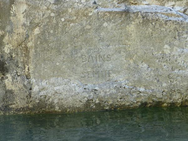 bains du Sémite