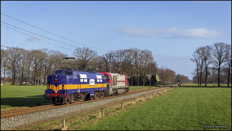 2 januari 2019 - RailExperts 1251 - Dalfsen