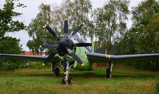 Nordholz - Fairey Gannet A.S.4