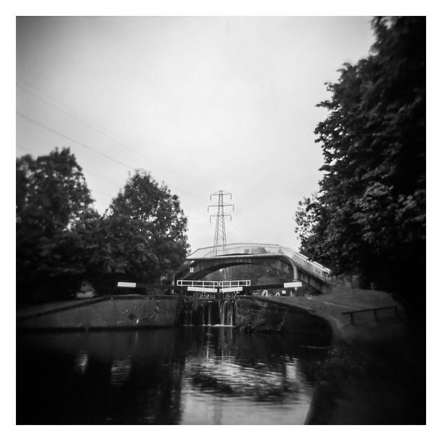 FILM - Lock, bridge and pylon