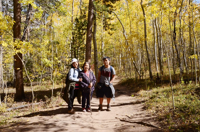 Fall foliage hike at Colorado Trail, Kenosha Pass (218)