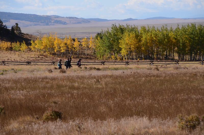 Fall foliage hike at Colorado Trail, Kenosha Pass  (74)
