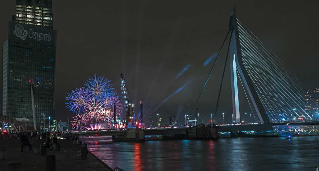 Oud en nieuw in Rotterdam: bekijk de tips | Mooistestedentrips.nl