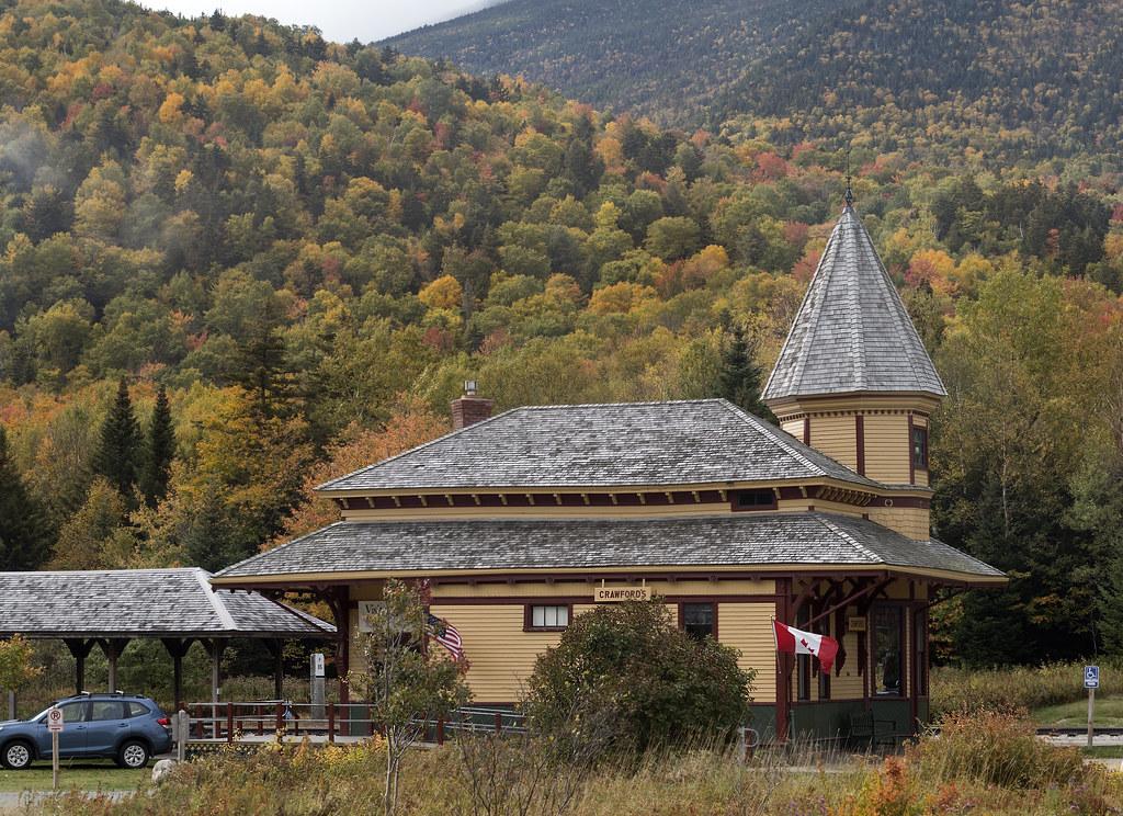 White Mountain New Hampshire