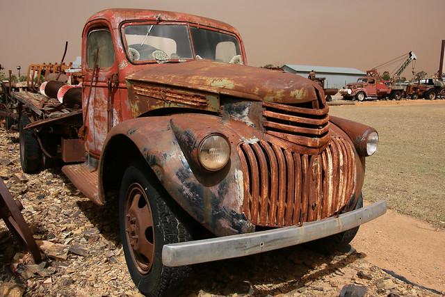 Dust 'n' Rust (2 of 2)