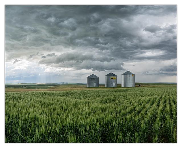Storm Clouds over Montana