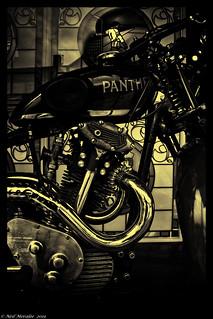 1932 PANTHER 250CC MODEL 7.
