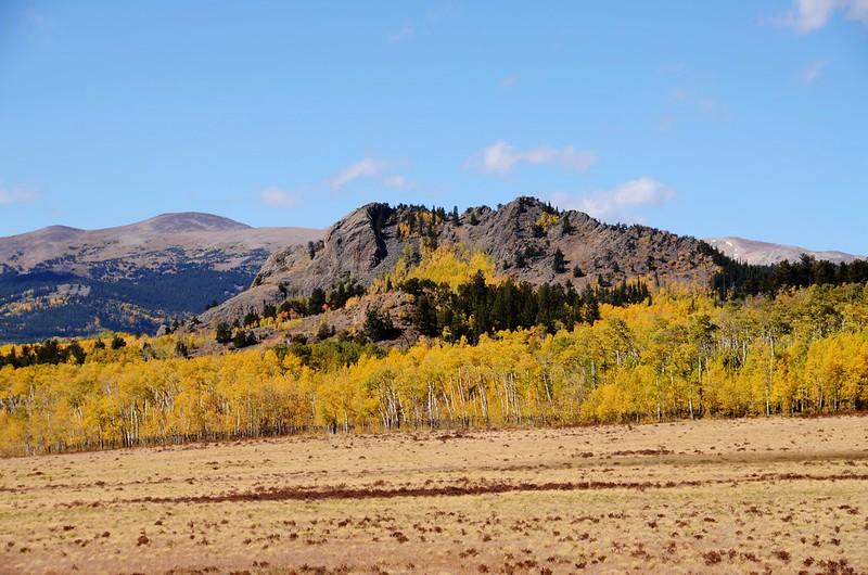 Fall foliage hike at Colorado Trail, Kenosha Pass  (167)