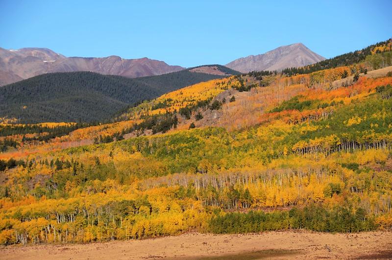 Fall foliage hike at Colorado Trail, Kenosha Pass  (52)