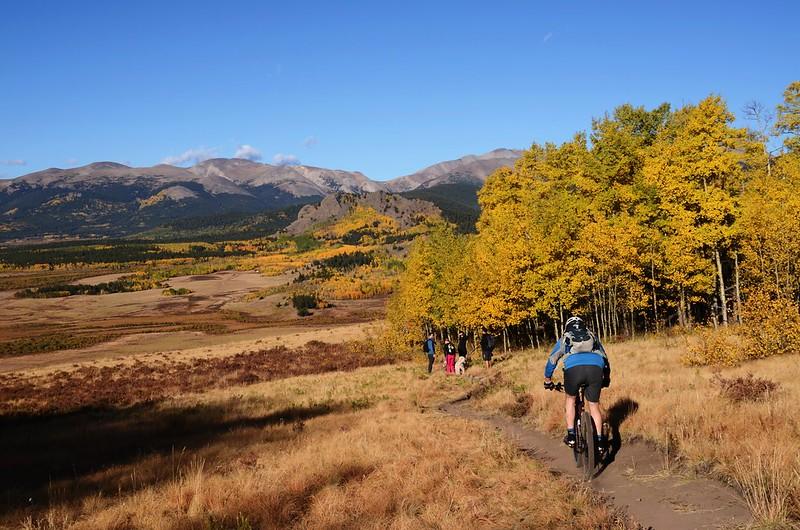 Fall foliage hike at Colorado Trail, Kenosha Pass  (28)