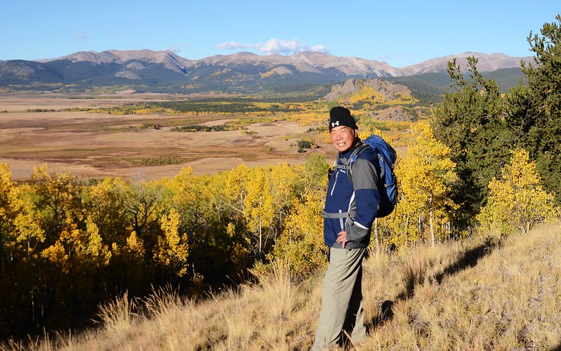 Fall foliage hike at Colorado Trail, Kenosha Pass  (23)