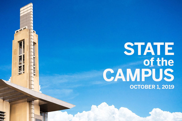 2019 State of the Campus