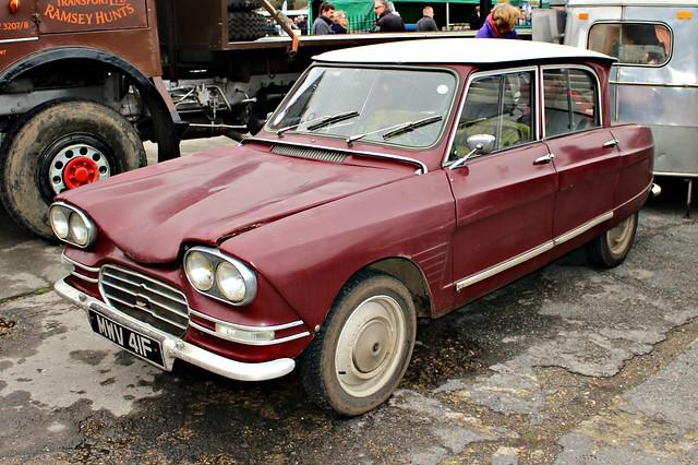 138 Citroen Ami 6 (1968)