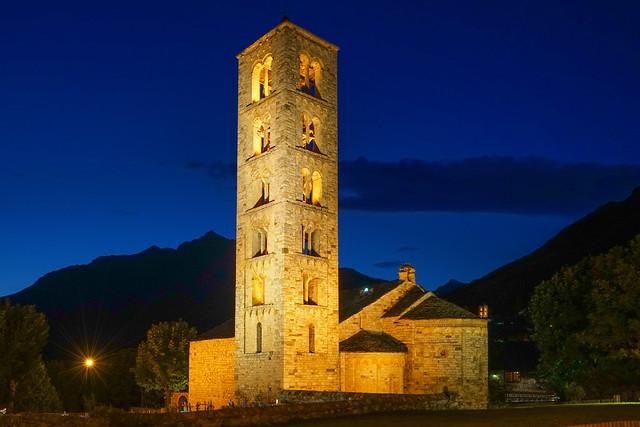2019-08-18 (14) Vall de Boí. Taüll. Església Sant Climent (1123)