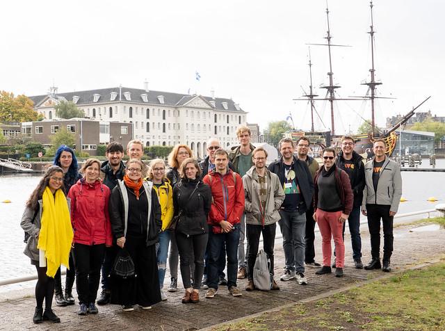 IndieWebCamp Amsterdam 2019