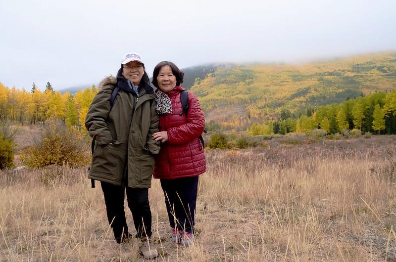 Fall foliage hike at Colorado Trail, Kenosha Pass (12)