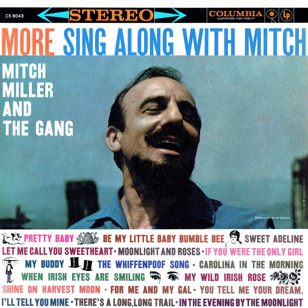 Mitch Miller - More Sing Along With Mitch