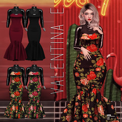 NEW! Valentina E. Kendall Dress @ Salem!