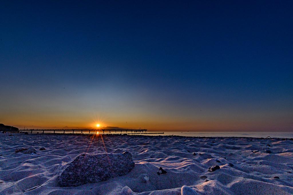 Sunset - Baltic Sea - 3817