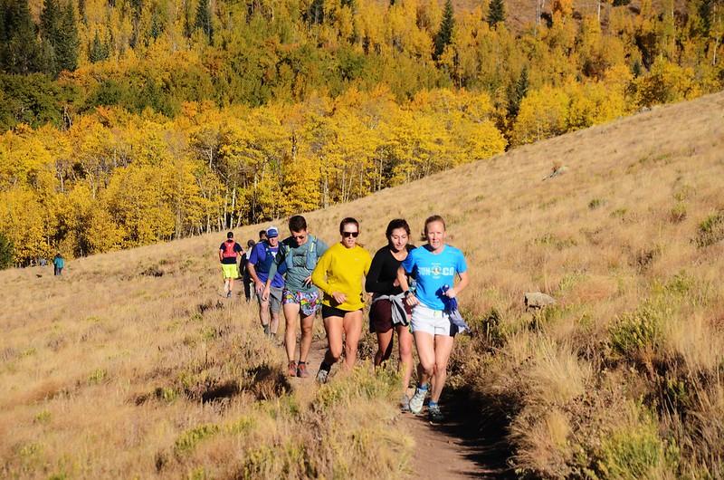 Fall foliage hike at Colorado Trail, Kenosha Pass  (50)