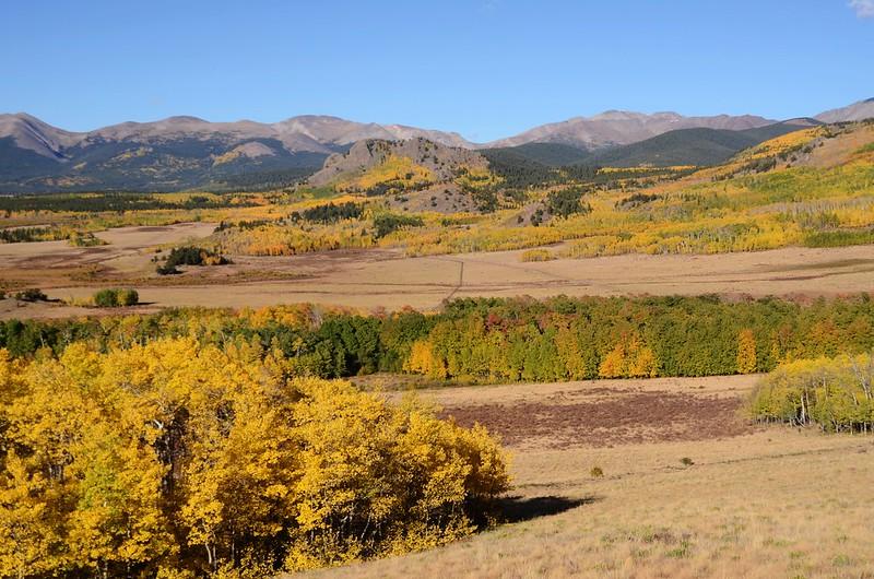 Fall foliage hike at Colorado Trail, Kenosha Pass  (49)