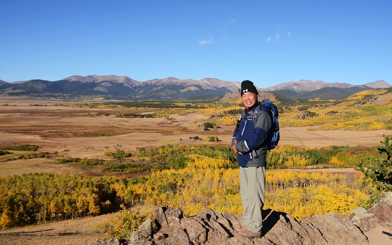 Fall foliage hike at Colorado Trail, Kenosha Pass  (37)