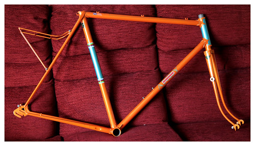 1950's Andy McNeil Frame.
