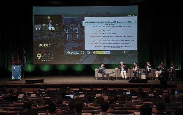 9th Green Standards Week, València, Spain, 1-4 October 2019