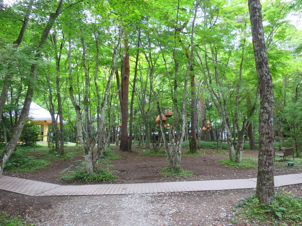 Harunire Terrace, Karuizawa